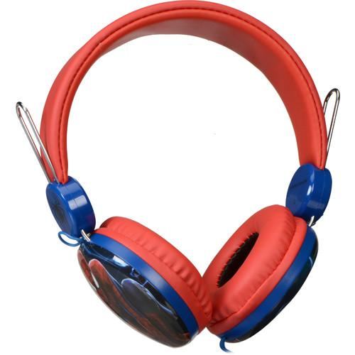 Sakar  Spiderman Headphones HP1-01346
