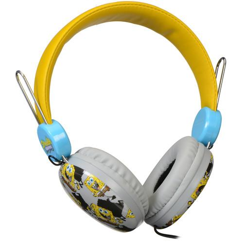 Sakar  SpongeBob SquarePants Headphones HP1-01062