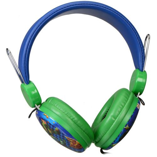 Sakar Teenage Mutant Ninja Turtles Headphones HP1-01065