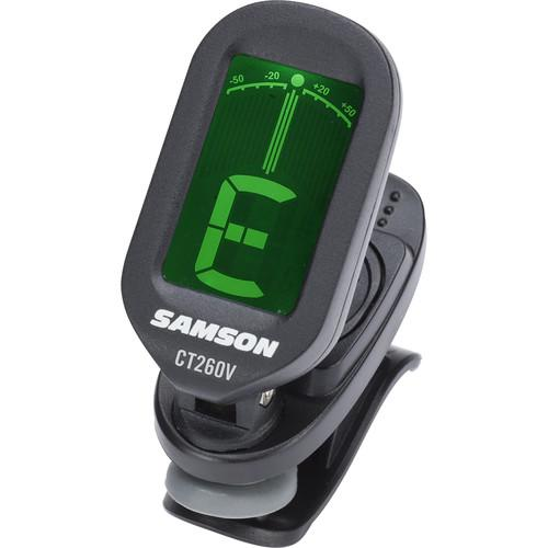 Samson  CT260V Clip-On Chromatic Tuner SACT260V