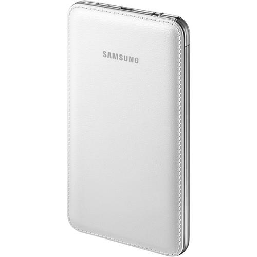 Samsung BP6000 Portable Battery Pack (White) EB-PG900BWUSTA