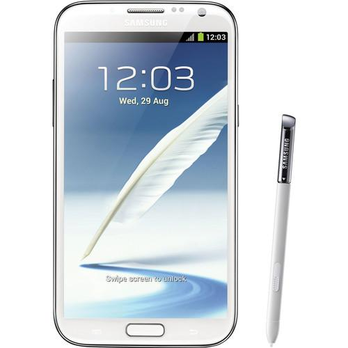 Samsung Galaxy Note 2 SGH-I317 16GB AT&T Branded I317-WHITE