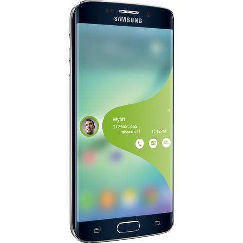 Samsung Galaxy S6 Edge SM-G925A 32GB SM-G925A-32GB-BLACK