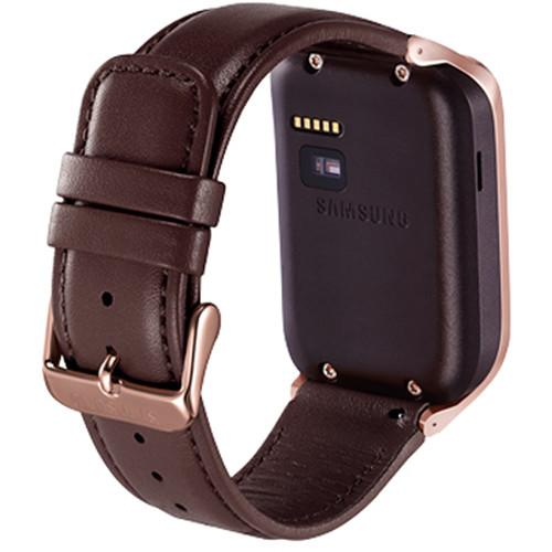 Samsung Gear 2 Band (Brown Leather) ET-SR380LDESTA