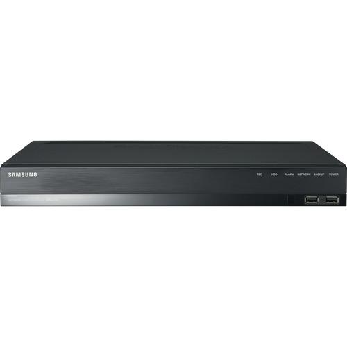 Samsung SRN-873S 8-Channel NVR with PoE/PoE  Switch SRN-873S-8TB