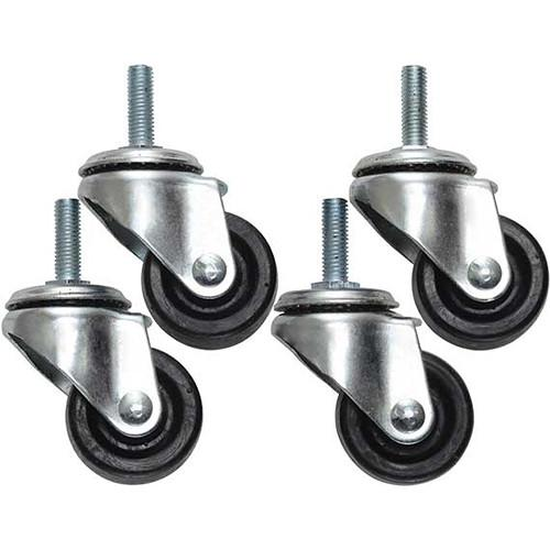 SANUS Set of 4 Casters for CFR1615 and CFR1620 Component CA6CK