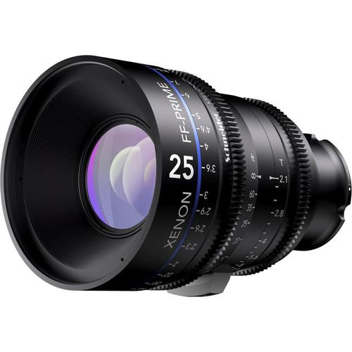 Schneider Xenon FF 25mm T2.1 Lens with Sony E Mount 09-1085544