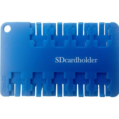 SD Card Holder Micro SIM & Micro SD Card Holder 010215NB