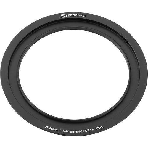 Sensei Pro 77mm Adapter Ring for 100mm Aluminum FH-100-AR77