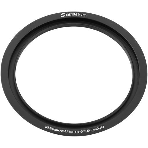 Sensei Pro 82mm Adapter Ring for 100mm Aluminum FH-100-AR82