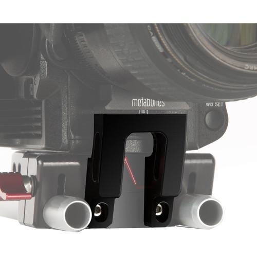 SHAPE Metabones Adaptor Support Bracket for Sony FS5 FS5MA