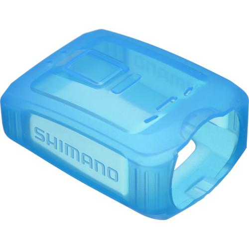 SHIMANO Silicone Jacket for CM-1000 Sport Camera (Blue) ECMJK01L