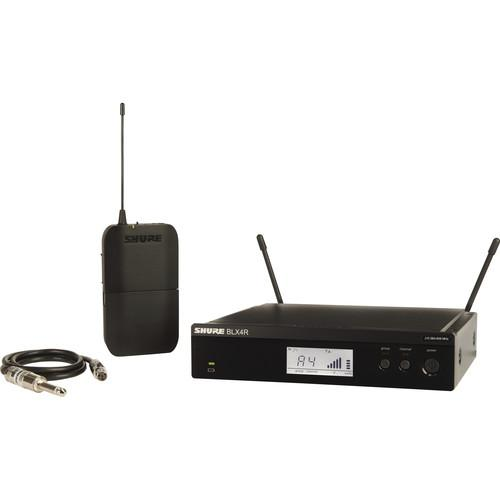 Shure BLX14R Single-Channel Bodypack Wireless System BLX14R-H10