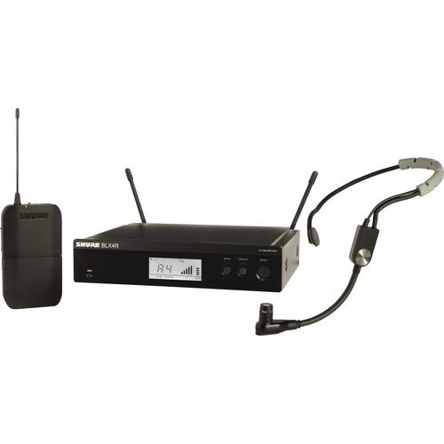 Shure BLX14R/SM35 Headworn Wireless System BLX14R/SM35-H9