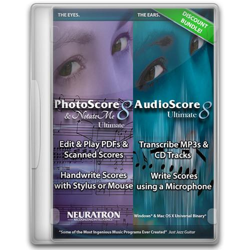 Sibelius PhotoScore & NotateMe Ultimate and 99006568100