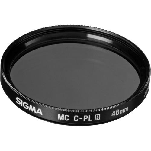 Sigma A00530 46mm Rear Circular Polarizing Filter A00530