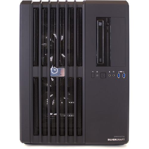 Silverdraft Demon DSPi Workstation (i7-5960, 32GB DDR4 RAM)