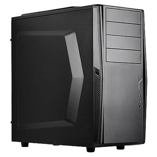 SilverStone  Precision PS10B Mid-Tower Case PS10B