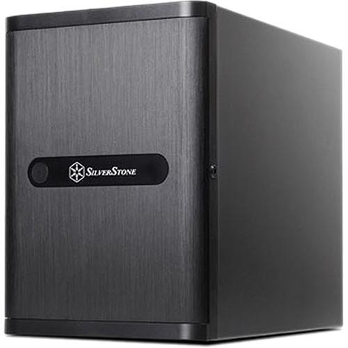 SilverStone SST-DS380B SFF Mini-Tower Case DS380B