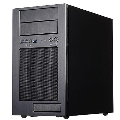 SilverStone TJ08-E Temjin Mini-Tower Case TJ08B-E