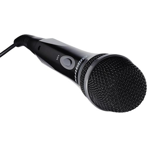Singtrix Premium Microphone with Hit Effect Button SGTXMIC1