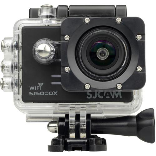 SJCAM SJ5000X Elite 4K Action Camera (Black) SJ5000X-B
