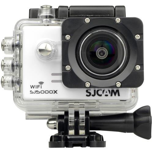 SJCAM SJ5000X Elite 4K Action Camera (White) SJ5000X-W