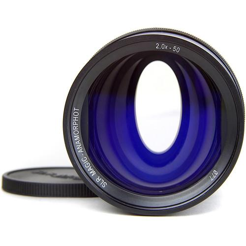 SLR Magic Anamorphot-50 2.0x Anamorphic Adapter SLRA50-2X