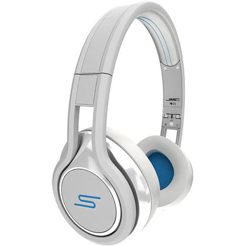 SMS Audio Street by 50 - On-Ear Wired Sport SMS-ONWD-MELO-WHT