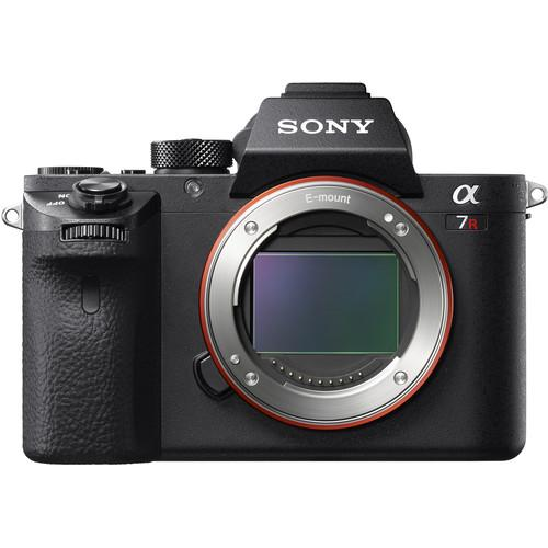 Sony Alpha a7R II Mirrorless Digital Camera Body with Memory