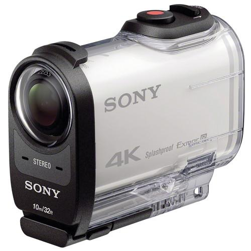 Sony  FDR-X1000V 4K Action Cam Bicycle Kit