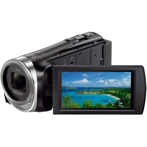 Sony HDR-CX455 Full HD Handycam Camcorder with 8GB HDRCX455/B