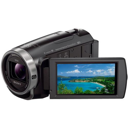 Sony HDR-CX675 Full HD Handycam Camcorder with 32GB HDRCX675/B