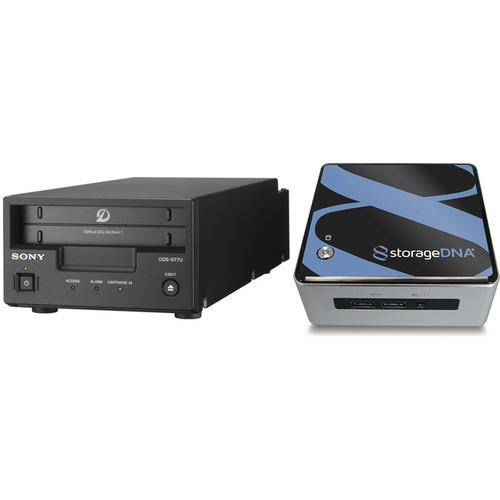 Sony Optical Disc Archive & Storage DNA ODASDNAPAC1