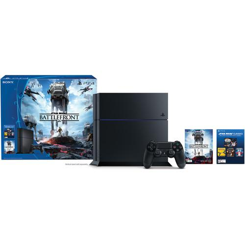 Sony PlayStation 4 Star Wars Battlefront Bundle 3001356