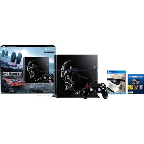 Sony PlayStation 4 Star Wars Battlefront Deluxe Edition 3001065