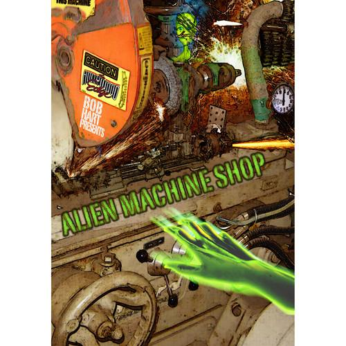 Sound Ideas Alien Machine Shop Sound Effects (Download) HE-ALEN