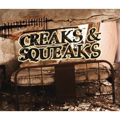 Sound Ideas Creaks & Squeaks Sound Effects (Download)