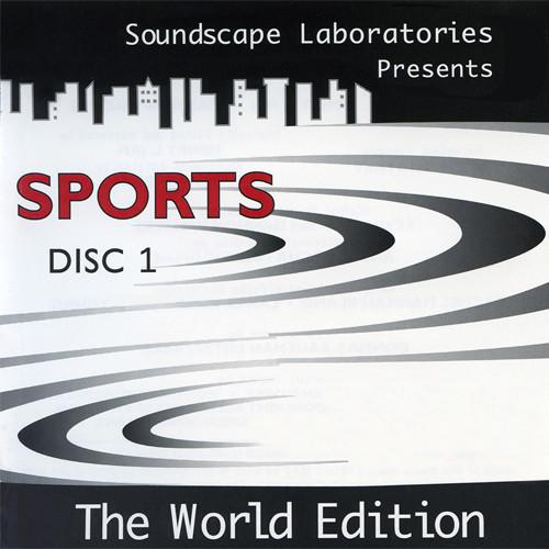 Sound Ideas The World Edition Sports Sound Effects HE-WES