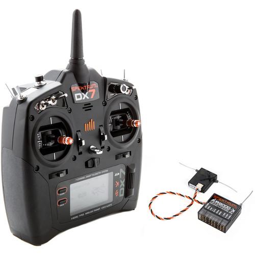 Spektrum DX7 Transmitter and Receiver System for RC SPM7000