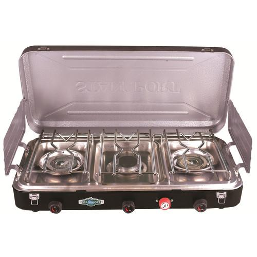 Stansport  Three-Burner Propane Stove 212-300