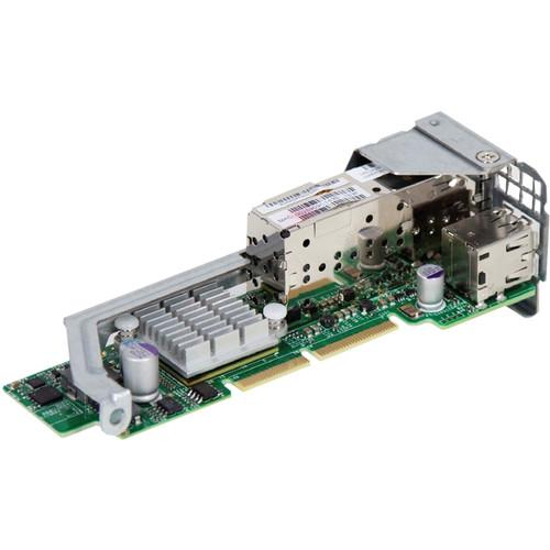Supermicro Dual Port 10 GbE Adapter for MicroCloud AOC-CTG-I2S