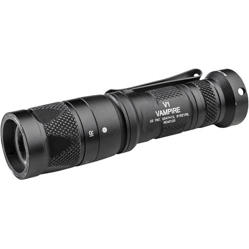 SureFire V1 Vampire Visible/IR Dual Output LED Flashlight