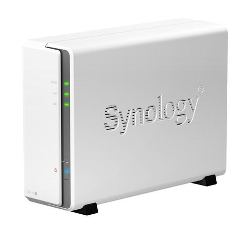 Synology DiskStation DS115j 3TB Single-Bay NAS Server DS115J