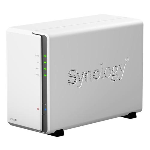 Synology DiskStation DS215j 4TB (2 x 2TB) 2-Bay NAS DS215J 2200