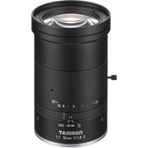 Tamron 12MP 16mm Fixed Focal Lens with f/1.8 Aperture M111FM16