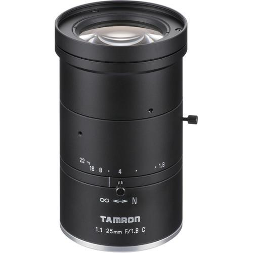 Tamron 12MP 25mm Fixed Focal Lens with f/1.8 Aperture M111FM25