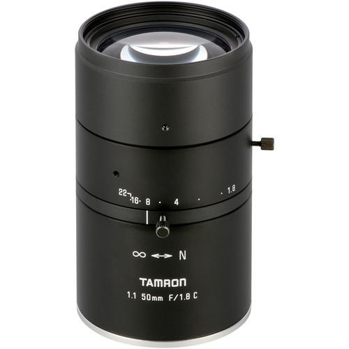 Tamron 12MP 50mm Fixed Focal Lens with f/1.8 Aperture M111FM50