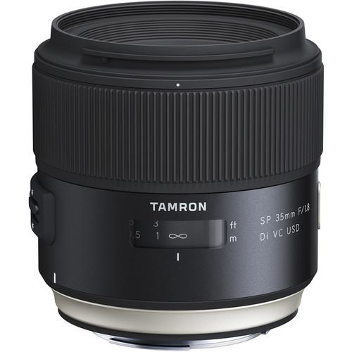 Tamron SP 35mm f/1.8 Di VC USD Lens for Nikon F AFF012N-700