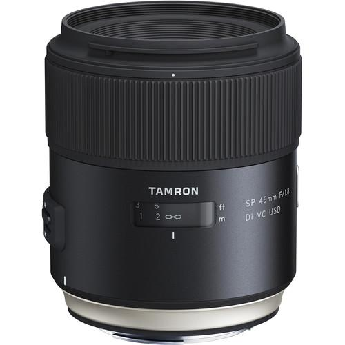 Tamron SP 45mm f/1.8 Di VC USD Lens for Canon EF AFF013C-700